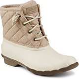 Sperry Women's Saltwater Quilted Wool Duck Boots