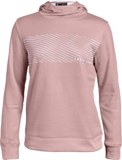 Women's Synthetic Fleece Graphic Pullover