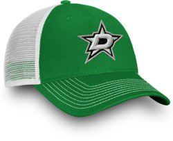 Dallas Stars Men's Core Adjustable Trucker Hat