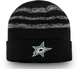 Dallas Stars Men's Authentic Pro Clutch Cuffed Knit Hat