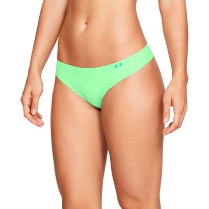 Under Armour Women s Pure Stretch Printed Thong Underwear 3-Pack ... 65be90f36