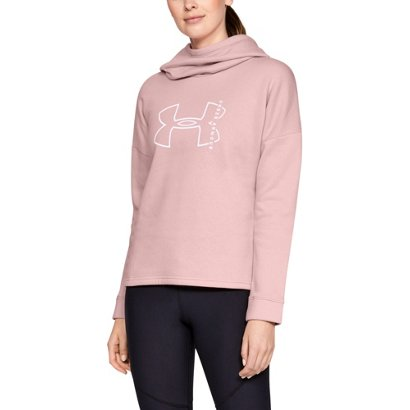444f4d9e188fe ... Under Armour Women s Rival Fleece Big Logo Hoodie. Women s Hoodies    Sweatshirts. Hover Click to enlarge