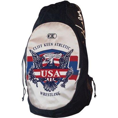 5125c2becff4 ... Cliff Keen Historic Eagle Wrestling Backpack. Wrestling Accessories.  Hover Click to enlarge