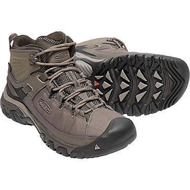 28241c2570f KEEN Men's Targhee Exp Waterproof Mid Hiking Shoes