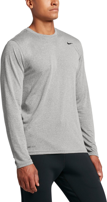 572ec1f0e9abf8 Nike Men's Legend 2.0 Training Long Sleeve Shirt | Academy