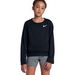 Nike Girls  Dry Studio Pullover Sweatshirt afaed4f8e