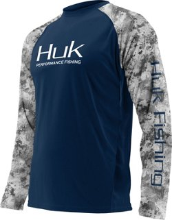 Huk Men's Subphantis Vented Long Sleeve T-shirt