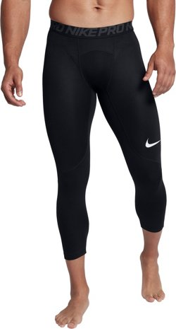 Men's 3-Quarter Training Compression Tight