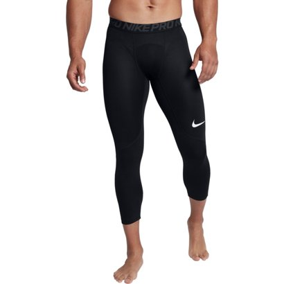 090196d6ad794 Academy / Nike Men's 3-Quarter Training Compression Tight. Academy.  Hover/Click to enlarge