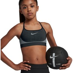 Girls' Seamless Sports Bra