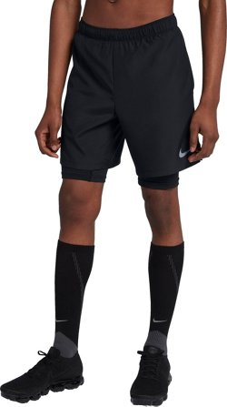 Men's Challenger 2-in-1 7 in Running Shorts
