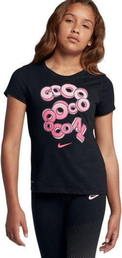 Girls' Goooal Soccer T-shirt