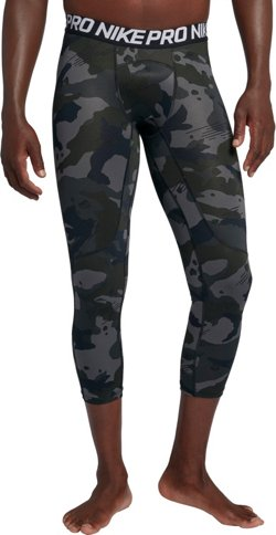 Nike Men's Pro 3/4 Training Tight
