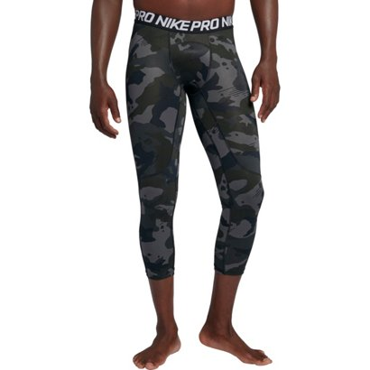 530d09ade3e3e ... Nike Men's Pro 3/4 Training Compression Tight. Men's Compression Pants.  Hover/Click to enlarge