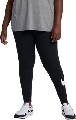 Women's High-Waisted Plus Size Leggings