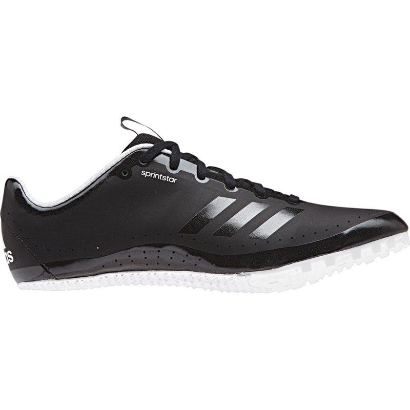 buy online 1fe0b f50e5 Adidas Mens Sprintstar Track Spikes (Core BlackFtwr White, Size 9) -