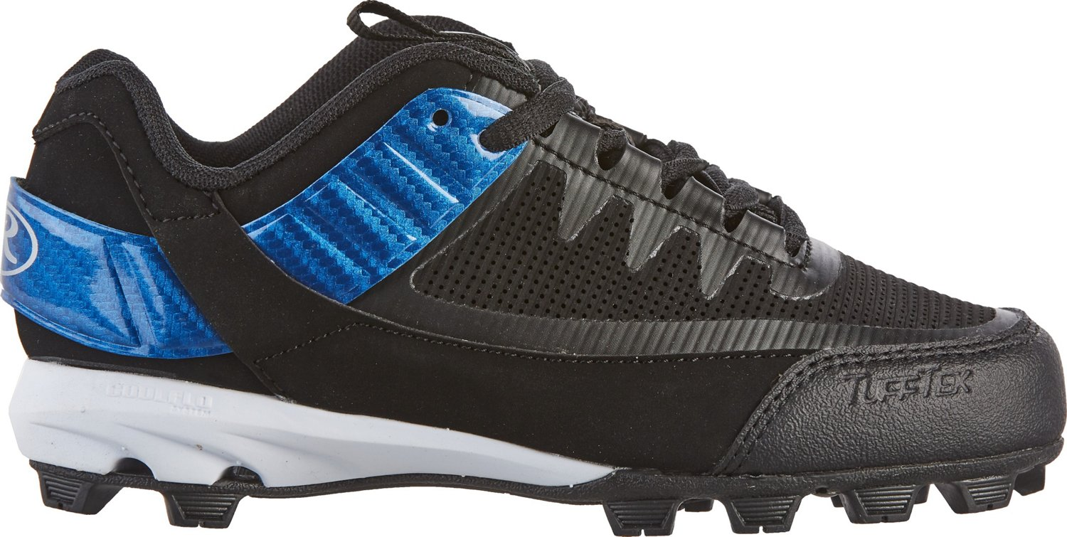 best service 6e8ca 5bfa8 Display product reviews for Rawlings Kids  Modified Low Baseball Cleats