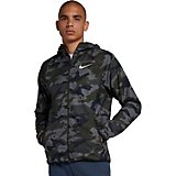 Nike Men's Woven Camo Training Jacket