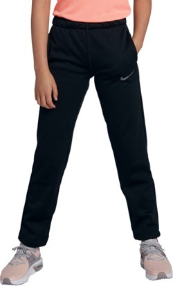 Girls' Dri-FIT Therma Training Pants