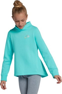 Nike Girls' Sportswear Crew Long Sleeve Shirt