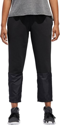 adidas Women's S2S 7/8 Sweat Pant