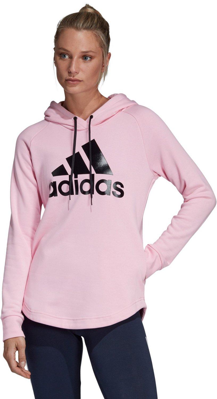 76ab88bd7037 adidas Women s Must Have Badge of Sport Overhead Hoodie