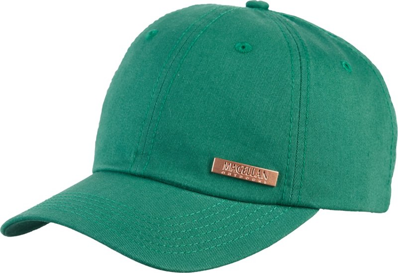 Magellan Outdoors Women's Medallion Logo Ball Cap (Ivy, Size One Size) – Men's Outdoor Apparel, Men's Hunting/Fishing Headwear at Academy Sports