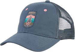 Magellan Outdoors Women's Coastal Adventure Trucker Cap
