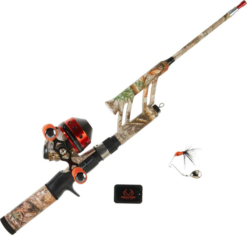 Kid Casters Lil Anglers Pocket Combo Micro Series 2 ft 6 in M Freshwater Spincast Combo - Fishing Combos, Spincast Combos at Academy Sports thumbnail
