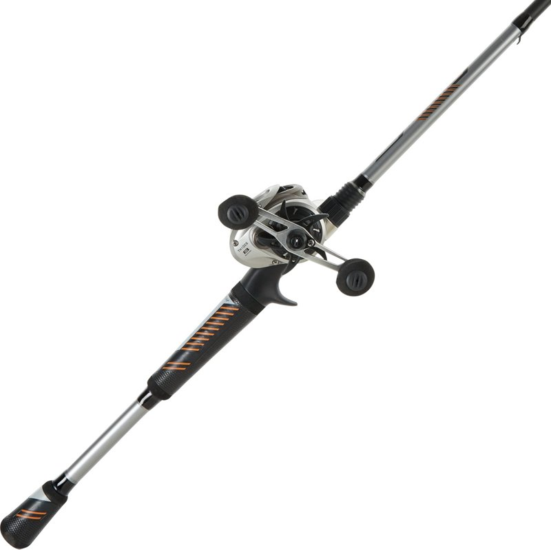 Quantum Throttle 100 7 ft MH Freshwater Baitcast Rod and Reel Combo – Baitcast Combos at Academy Sports