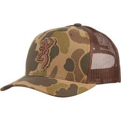 Browning Camo Hats