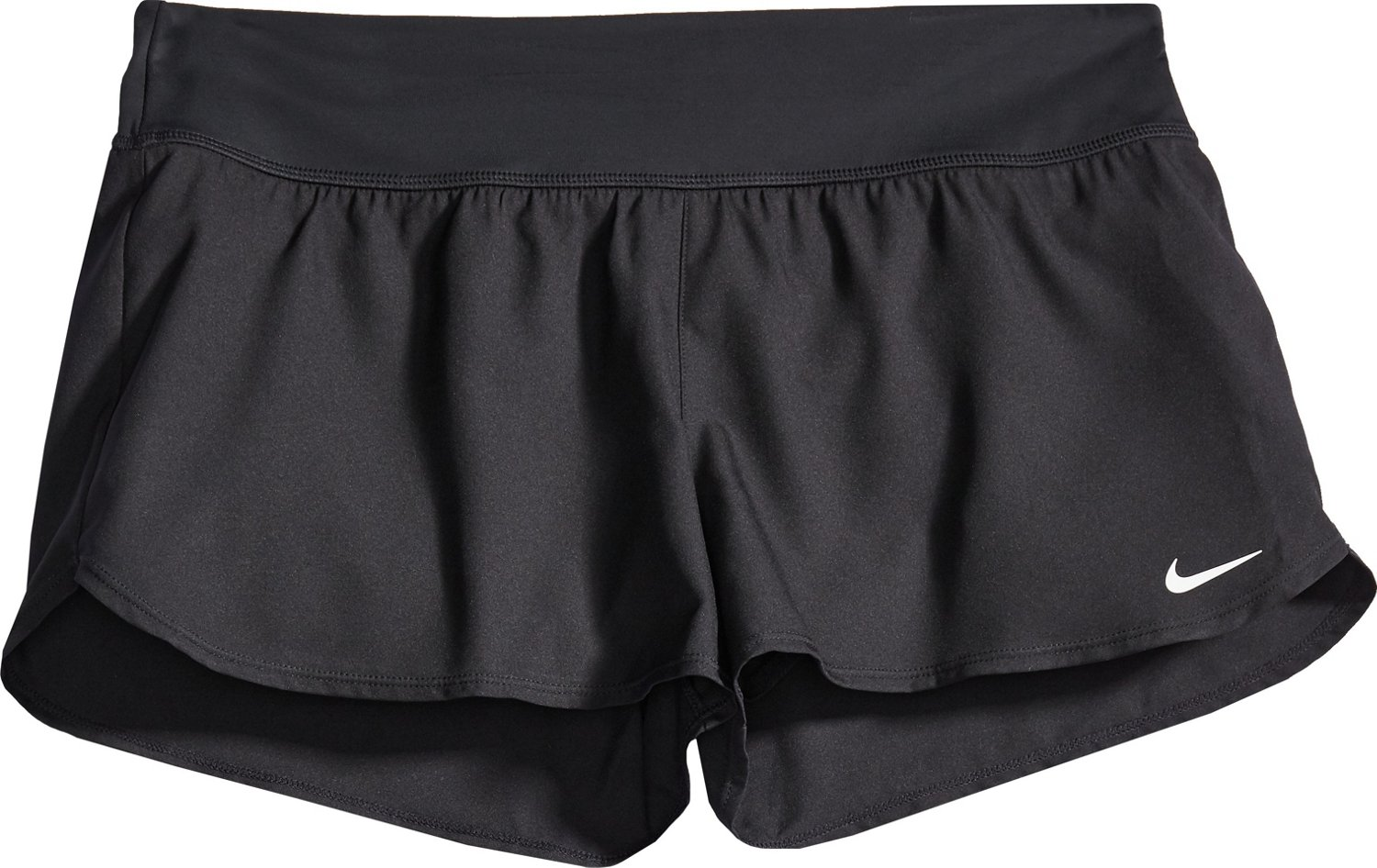 18be87cfc795 Nike Women s Solid Element Swimming Boardshorts