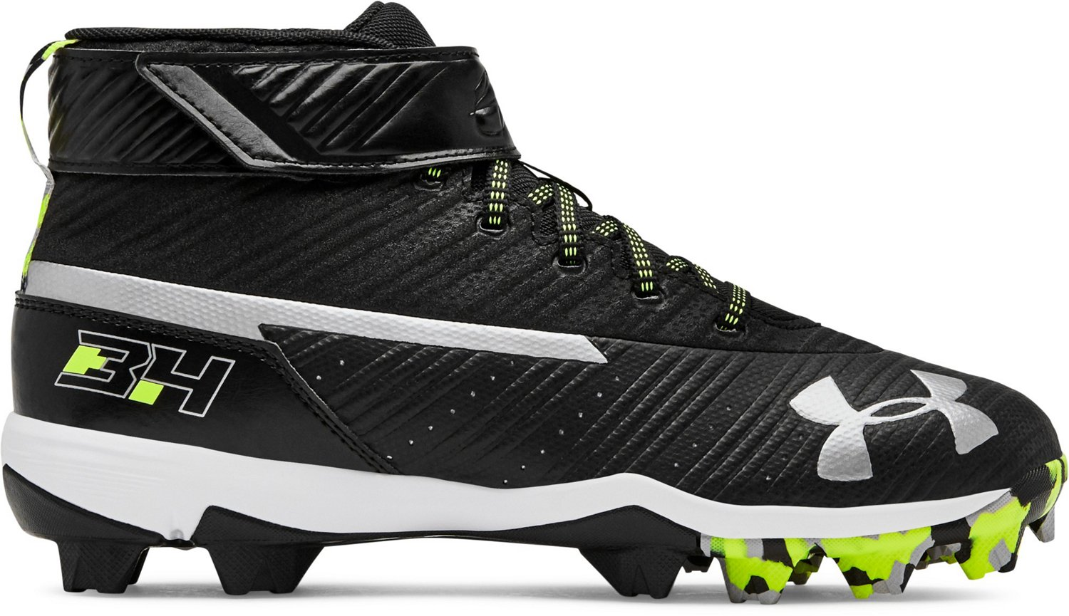 fc85afaf235 Display product reviews for Under Armour Boys  Harper 3 Mid Baseball Cleats