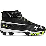 Under Armour Boys' Harper 3 Mid Baseball Cleats