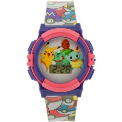 Kids' Pokemon Originals LCD Watch