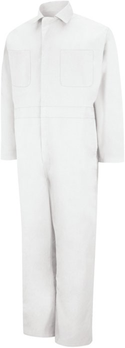 Red Kap Men's Action Back Coveralls