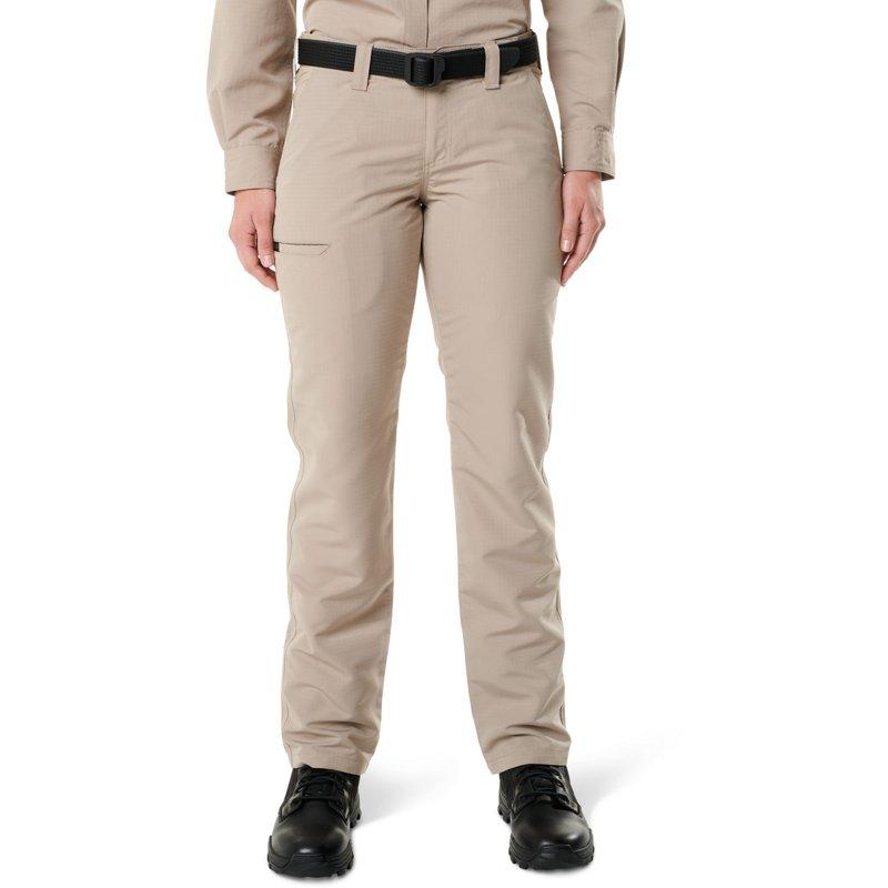 5.11 Tactical Women's Fast-Tac Urban Pants Khaki, 16 - Women's Fishing Bottoms at Academy Sports thumbnail