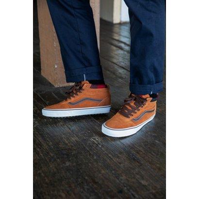08cf59a67c7e Vans Men s Ward Hi MTE Shoes