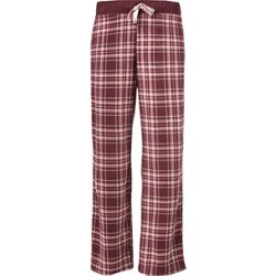 Women's Printed Fleece Lounge Pant