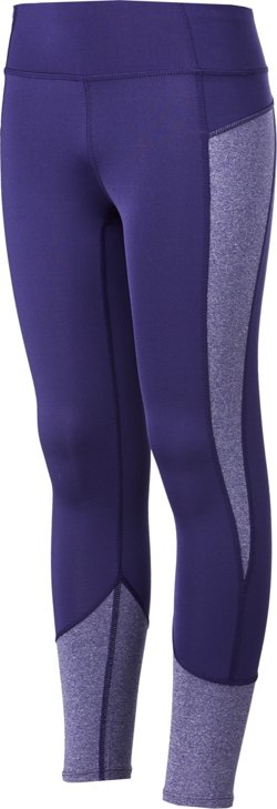 Layer 8 Girls' Blocked Cold Weather Leggings