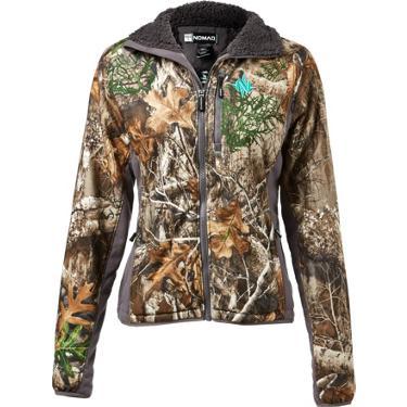 46ba6cf6710aa Nomad Women's Harvester Camo Jacket | Academy