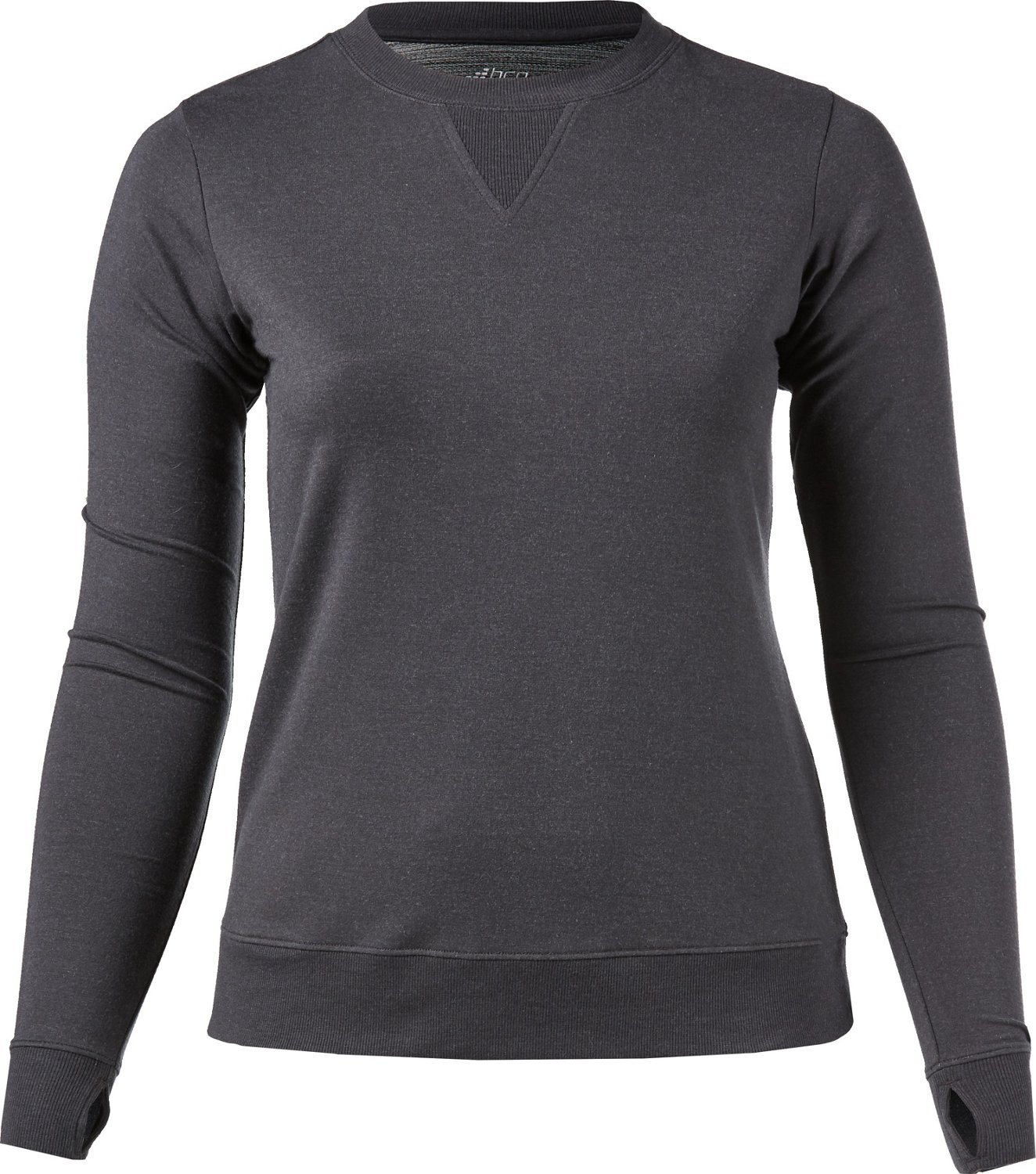 Display product reviews for BCG Women s French Terry Pullover Sweatshirt 050618821