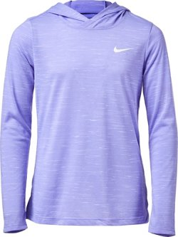 Nike Girls' Dry Long Sleeve Training Top