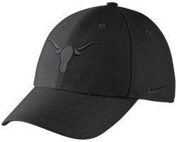 Nike Men's University of Texas Swooshflex Wool 2.0 Ball Cap