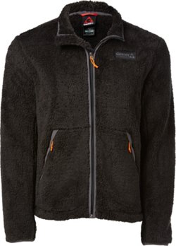 Men's Double Face Sherpa Jacket