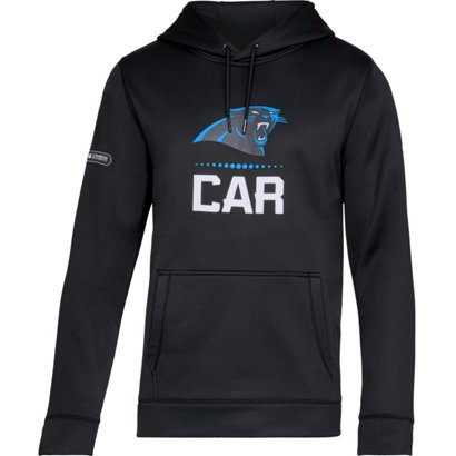 64ee2c24f ... Armour Fleece Lockup Hoodie. Carolina Panthers Clothing. Hover Click to  enlarge