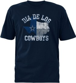 Dallas Cowboys Men's DOD Local T-shirt