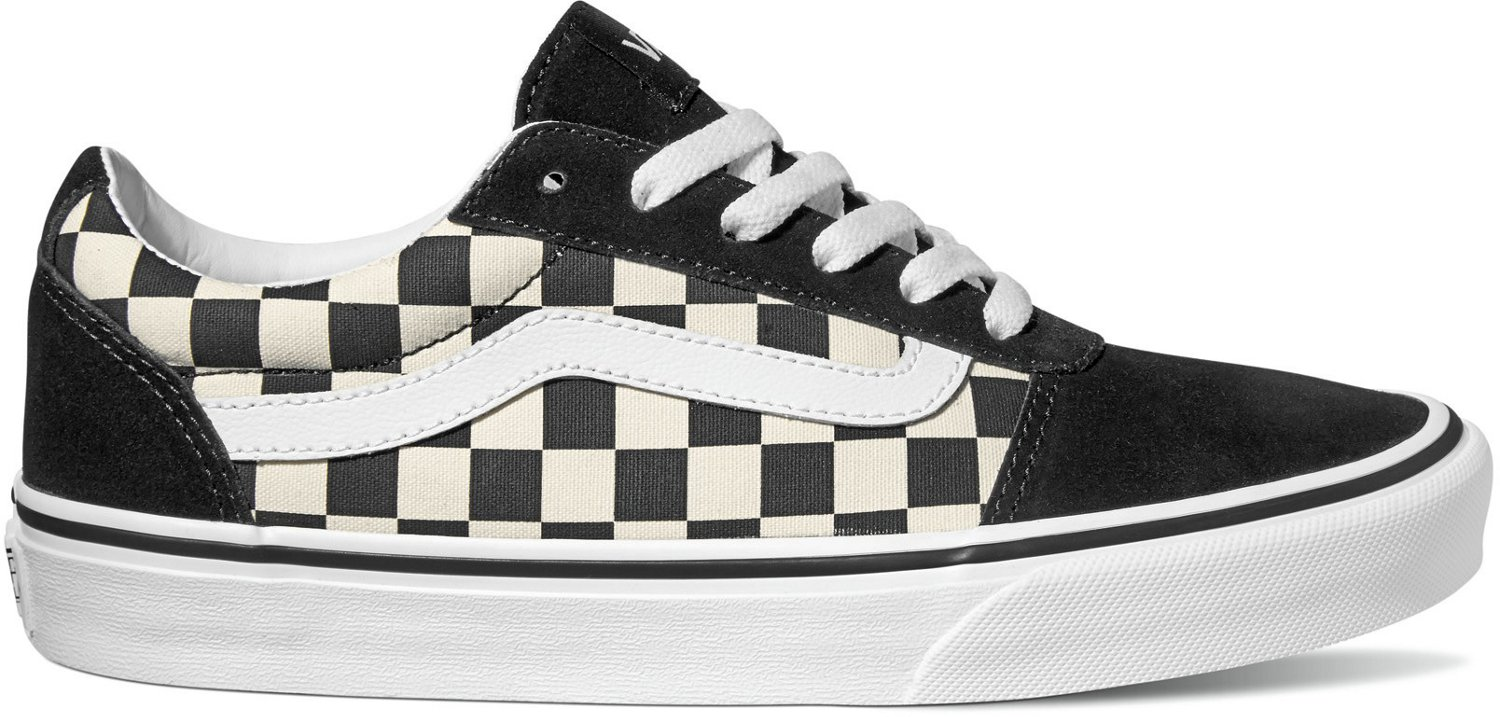 7064c009083ae8 Vans Women s Ward Checkerboard Shoes