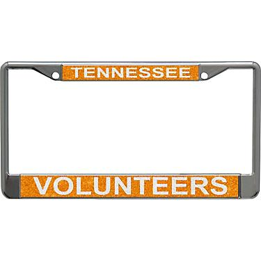 WinCraft University of Tennessee Metal Glitter License Plate Frame