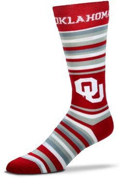 For Bare Feet University of Oklahoma The Boss Knee High Dress Socks
